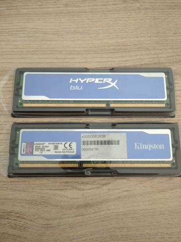 MEMORIAS DDR3 16GB 1600MHZ - foto 1