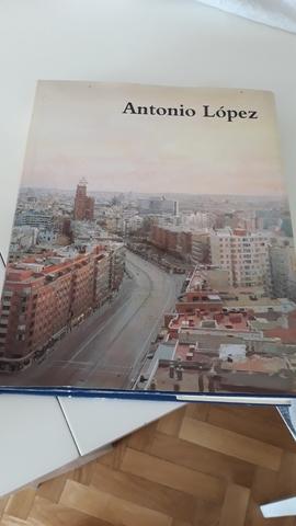 Libro Antonio Lopez