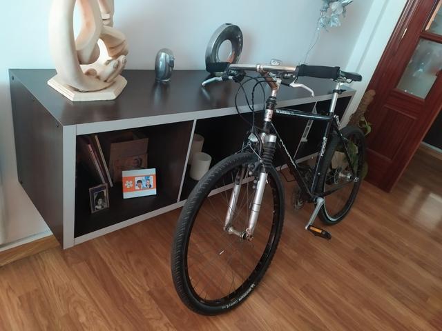 Bicicleta Derbi Rabasa- Shimano.