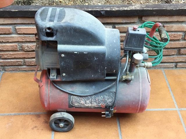 Compresor De Aire 25L