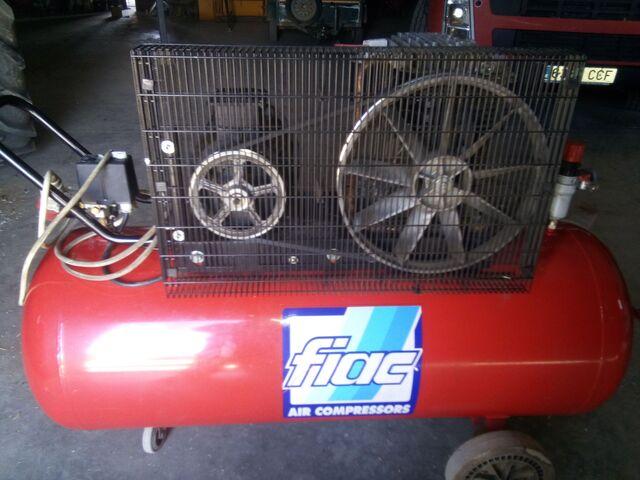 Vendo Compresor De Aire