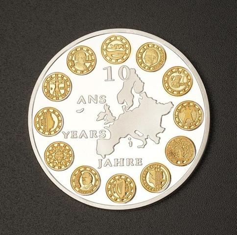 Moneda De Coleccion 12 Monedas De Euro