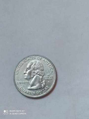 Moneda De Quarter Dollar 2007