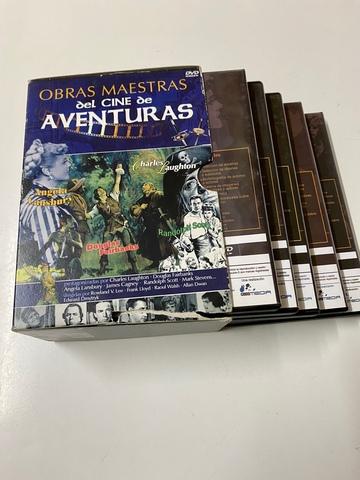 Cine: Obras Maestras Del Cine De Aventur