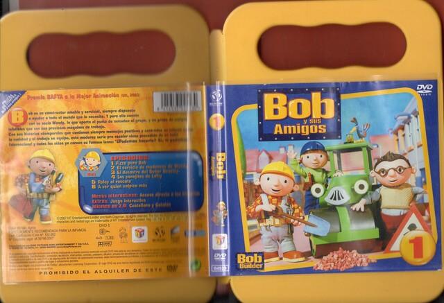 DVD BOB Y SUS  AMIGOS 1 - foto 1