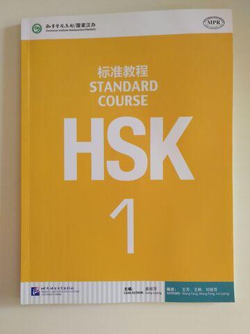 CHINO-HSK1.  LIBRO + CD MP3 A ESTRENAR - foto 1