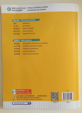 CHINO-HSK1.  LIBRO + CD MP3 A ESTRENAR - foto 3
