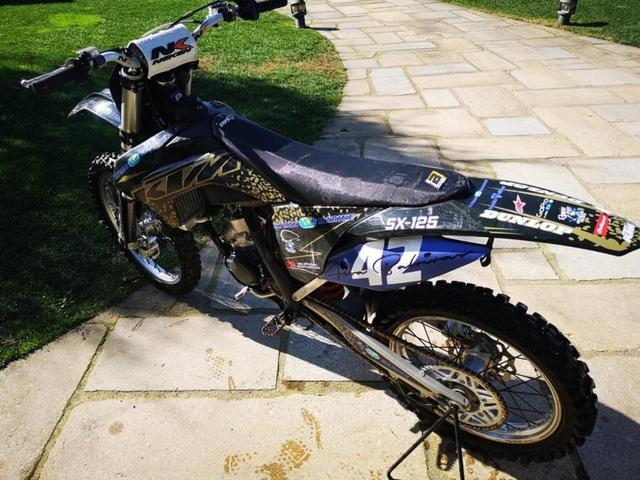 KTM - SX 125 - foto 3
