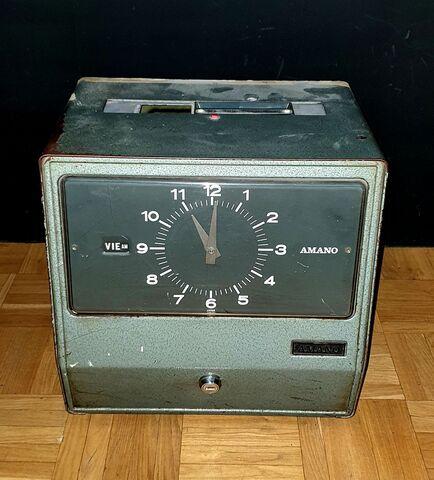 Reloj Industrial