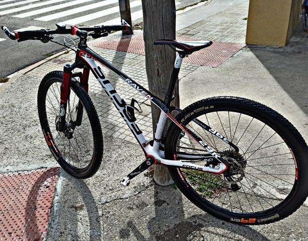 Bici De Carbono.  Ocasión!!!
