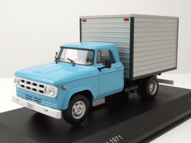 Dodge D_400 Caja 1:43