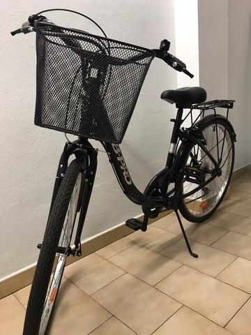 Bicicleta Nueva .