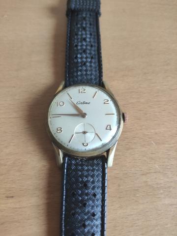 Reloj Certina 330 Años 60\'