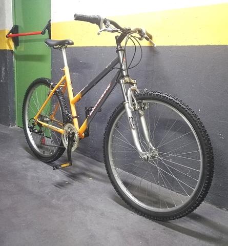 Bicicleta Montaña Boomerang