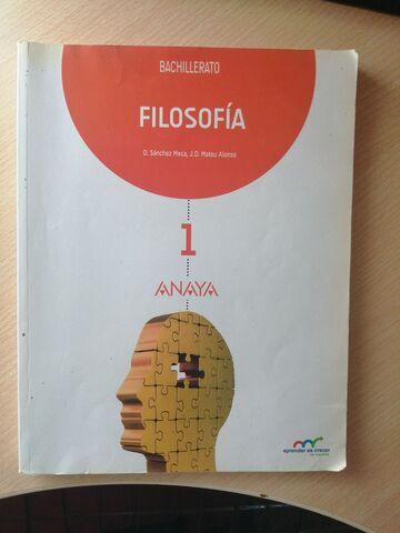 LIBRO DE FILOSOFÍA - foto 3