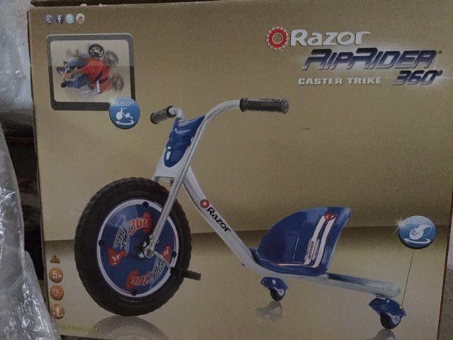 Vendo Triciclo  Y Patin De 3 Ruedas