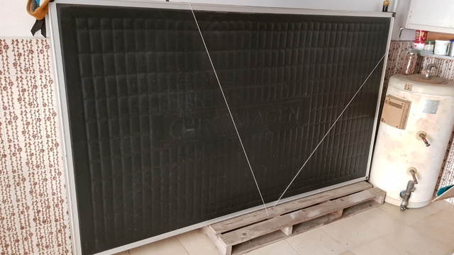 Vendo Placa Solar Térmica