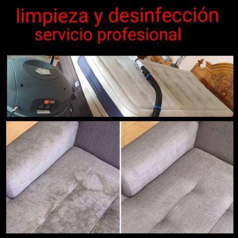 LIMPIEZA A DOMICILIO DE TAPICERÍAS - foto 3