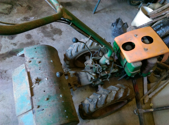 MOTOCULTOR GOLDONI LOMBARDINI 520 - foto 1