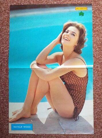 Poster Natalie Wood