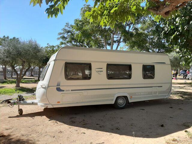 CARAVANA FENDT SAPHIR 515 - foto 2