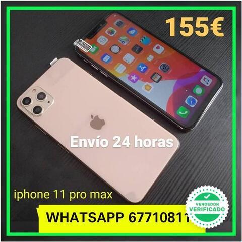 IPHONE 11 PRO MAX - REPLICA GAMA ALTA - foto 4