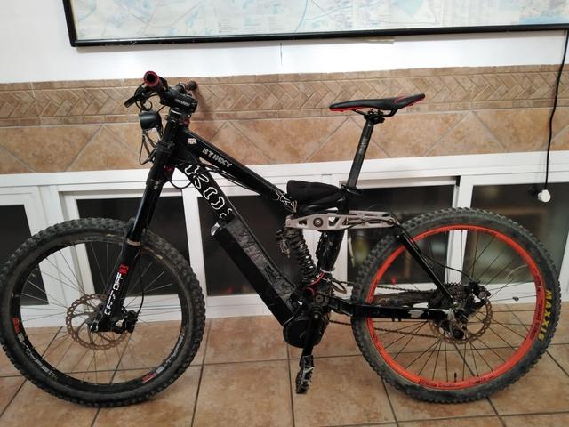 Oferton Bicicleta Descenso Electrica