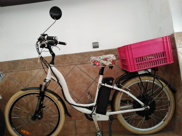 Oferton Bicicleta Electrica Legend.