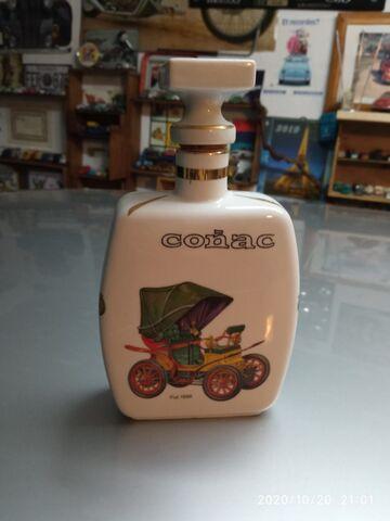 Botella Licor Porcelana Clasica