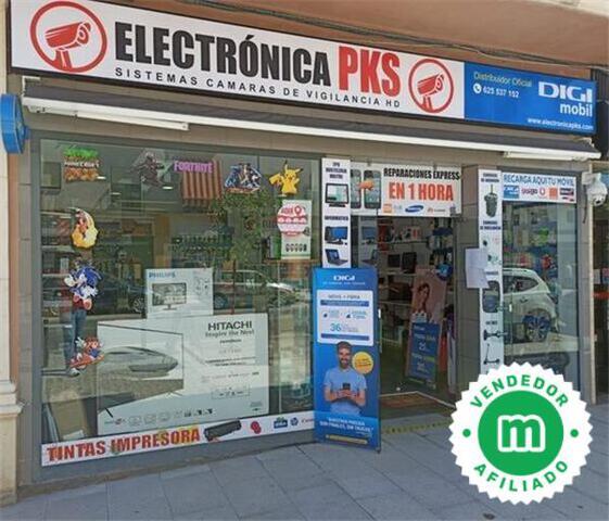 CÁMARAS DE VIGILANCIA IP - foto 1