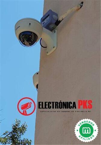 CÁMARAS DE VIGILANCIA IP - foto 3