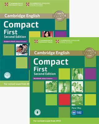 LIBROS B2 CAMBRIDGE FCE FIRST - foto 1