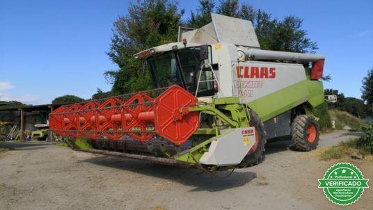CLAAS LEXION 440 - foto 3