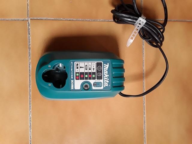 Cargador Bateria Makita
