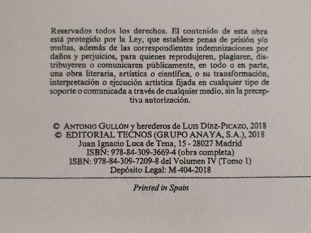 SISTEMA DERECHO CIVIL VOLUMEN IV TOMO 1 - foto 2