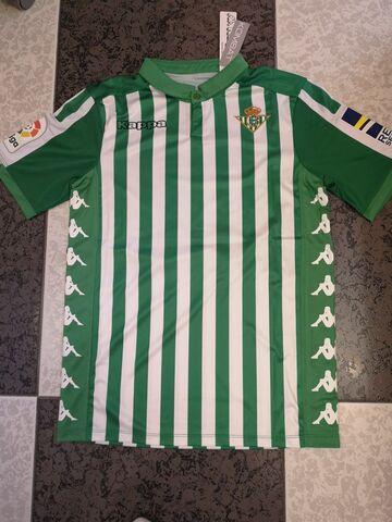 Camiseta 1ª Real Betis 2019-2020