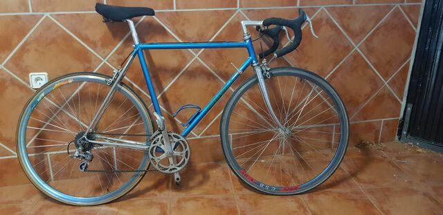 Bicicleta Zeus Año 1995