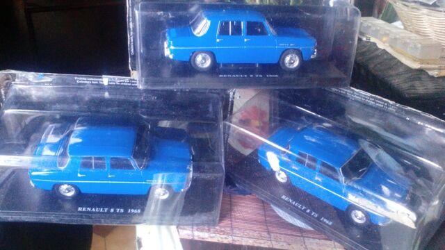 Se Vende Renault 8Ts En Escalas1/24