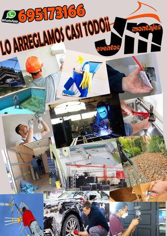 Lo Arreglamos Casi Todo ¡¡ Extremadura