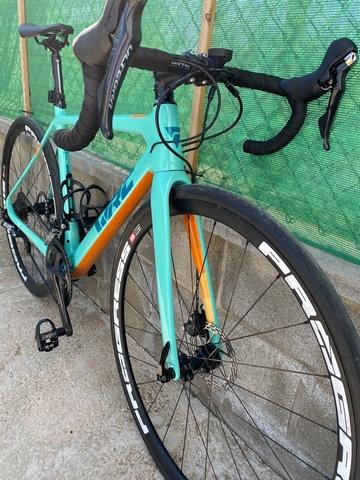 Bici Carbono Carretera  Conor Wrc Rush