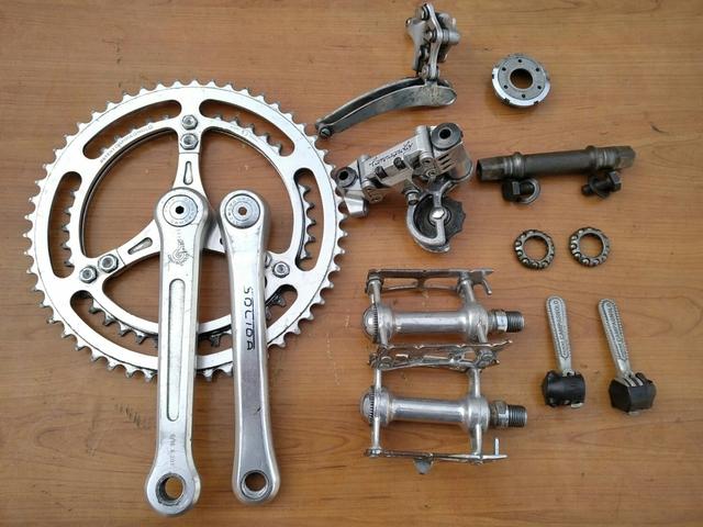 Campagnolo-Componente Bicicleta Vintage