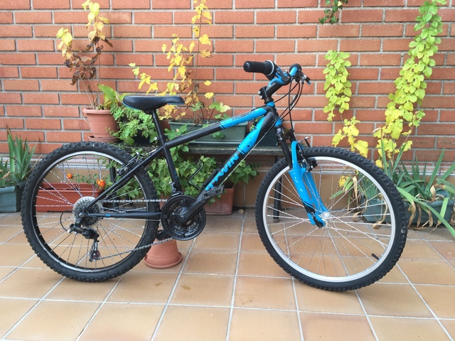 Bicicleta Decathlon Rockrider 500