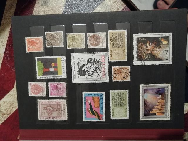 Colección Sellos Antiguos (Lote 1)