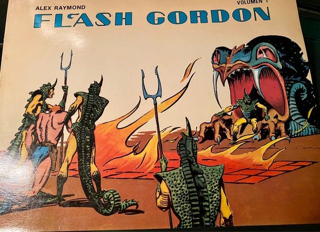 Cómic Flax Gordon