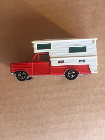 Miniatura Caravana / Majorette