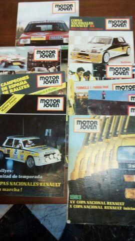 Revistas Motor Joven