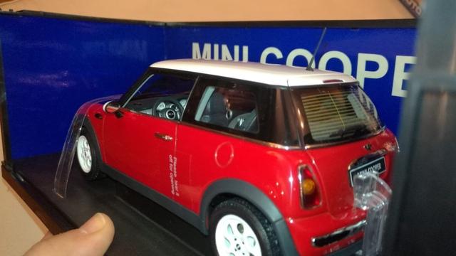 Mini Cooper Bmw 1:18 Autoart