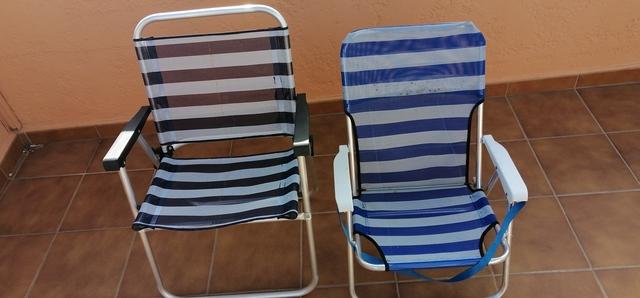 sillas plegables es estepa
