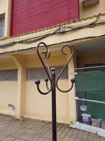 PERCHERO RÚSTICO DE FORJA - foto 2