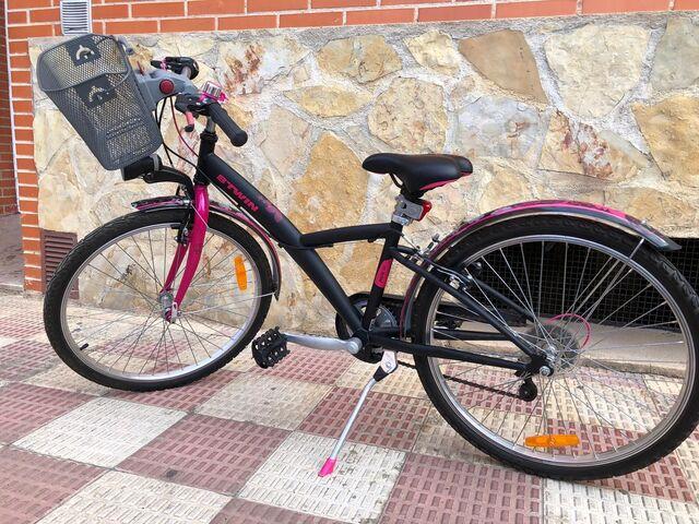 Bicicleta Muy Buen Estado 8-12 Años